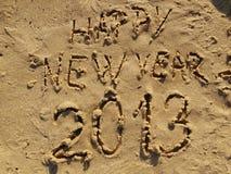 Nuovo anno felice 2013 Immagine Stock Libera da Diritti