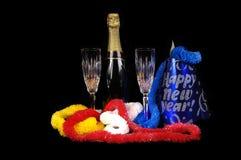Nuovo anno felice Fotografia Stock Libera da Diritti