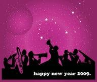 Nuovo anno felice Immagini Stock Libere da Diritti