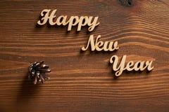 Nuovo anno felice! Immagine Stock