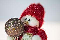Nuovo anno, festa, luminosità, scintillio, ghirlanda, natale, festivo, candela, palla, palle, decorazione, regali, giocattoli immagini stock libere da diritti
