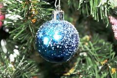 Nuovo anno, giocattolo, decorazione fotografia stock