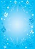 Nuovo-anno postale illustrazione di stock