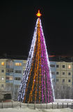 Nuovo anno - una festa. Fotografie Stock
