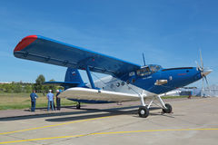 Nuovo Antonov An-2 Immagine Stock Libera da Diritti
