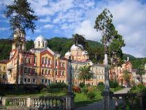 Nuovo Athos Monastery Fotografia Stock