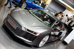 Nuovo Audi R8 Immagini Stock