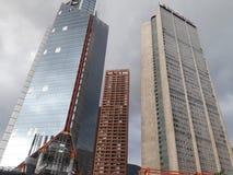 Nuovo Bogota& x27; costruzione di s fotografie stock