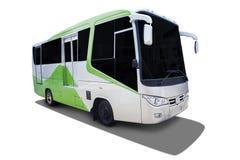 Nuovo bus per trasporto moderno Fotografie Stock Libere da Diritti