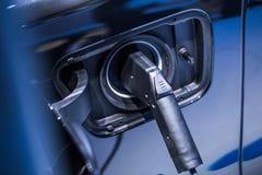 Nuovo caricarsi di potere accumulatore per di automobile di Eco di elettricità Fotografia Stock