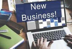 Nuovo concetto di partenza dell'innovazione del lancio di affari Fotografia Stock