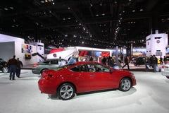 Nuovo coupé 2011 del Honda Civic Fotografia Stock