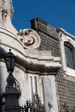 Nuovo del gesu аркады Стоковая Фотография RF