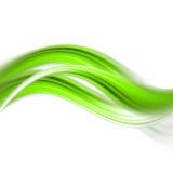 Nuovo disegno verde di pensiero Fotografie Stock