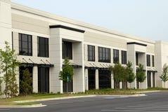 Nuovo edificio per uffici commerciale Fotografie Stock Libere da Diritti