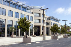 Nuovo edificio per uffici corporativo nella California Immagini Stock