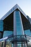 Nuovo edificio per uffici originale immagine stock