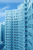 Nuovo edificio residenziale Fotografia Stock Libera da Diritti