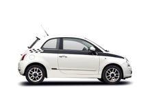 Nuovo Fiat 500 fotografia stock