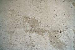 Nuovo fondo del muro di cemento Fotografia Stock Libera da Diritti