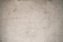 Nuovo fondo del muro di cemento Immagini Stock Libere da Diritti