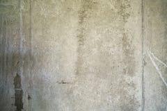 Nuovo fondo del muro di cemento Fotografia Stock