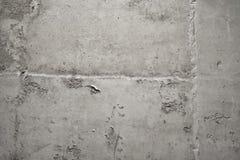 Nuovo fondo del muro di cemento Fotografie Stock Libere da Diritti