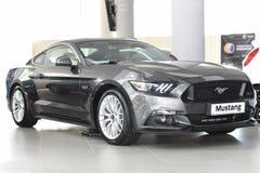 Nuovo Ford Mustang Fastback Fotografia Stock