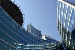 Nuovo grattacielo a Milano, Italia Immagine Stock Libera da Diritti