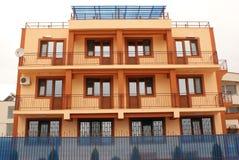 Nuovo hotel Fotografie Stock