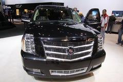 Nuovo IBRIDO del Cadillac Escalade Immagine Stock