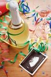 Nuovo inizio, nuovo anno, nuova vita Fotografie Stock Libere da Diritti