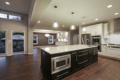 Nuovo interiore domestico Immagine Stock
