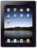 Nuovo iPad del Apple Fotografia Stock Libera da Diritti