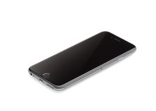 Nuovo iPhone 6 Front Side di Apple Fotografie Stock Libere da Diritti