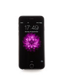 Nuovo iPhone 6 Front Side di Apple Fotografie Stock