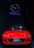 Nuovo Mazda MX-5 Fotografia Stock Libera da Diritti