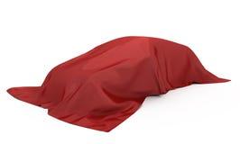 Nuovo modello dell'automobile. Fotografia Stock Libera da Diritti