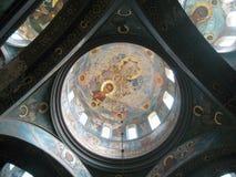 Nuovo monastero di Aphon L'Abkhazia Fotografia Stock Libera da Diritti