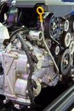 Nuovo motore di automobile Fotografia Stock Libera da Diritti