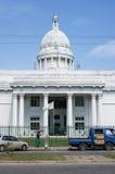 Nuovo municipio a Colombo, Sri Lanka fotografia stock