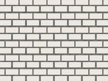 Nuovo muro di mattoni Fotografia Stock Libera da Diritti
