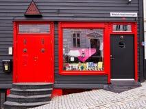 Nuovo negozio di bellezza di età Fotografia Stock