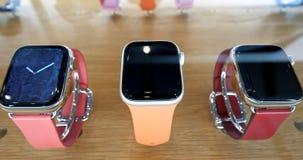 Nuovo orologio 4 di Apple archivi video