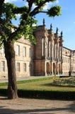 Nuovo palazzo Bayreuth Immagine Stock Libera da Diritti