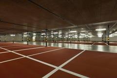Nuovo parcheggio sotterraneo Fotografie Stock
