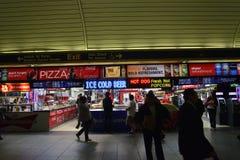 Nuovo Penn Station Immagine Stock Libera da Diritti