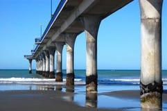 Nuovo pilastro Christchurch di Brighton Immagine Stock