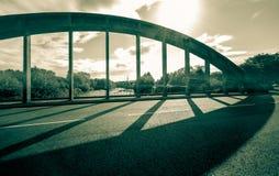Nuovo ponte B Bristol England di Brislington Fotografie Stock Libere da Diritti