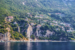 Nuovo skete il monte Athos santo Fotografie Stock